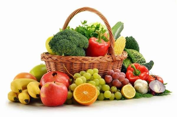 Овощи и фрукты в рационе Софи Лорен Фото