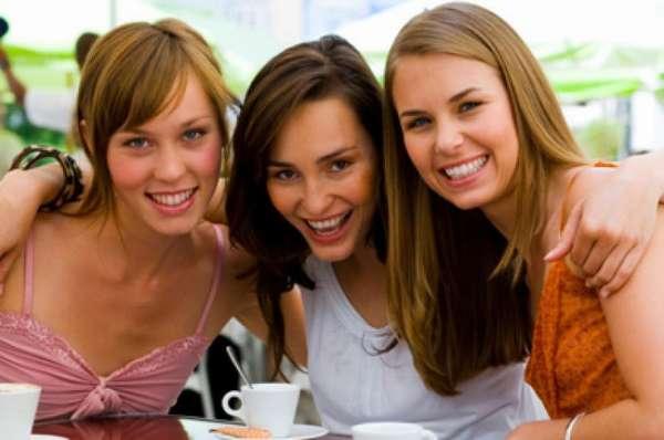 Где искать единомышленников Фото девушек