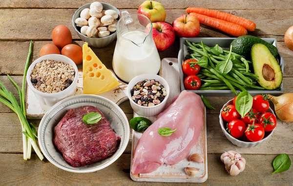Здоровое питание – правила диеты пп