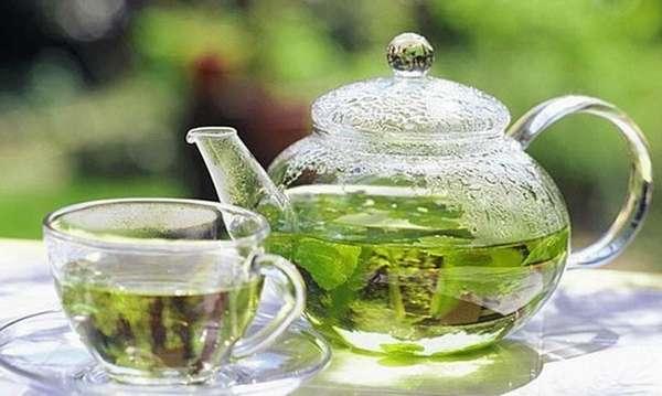 Японская диета. Фото зеленый чай
