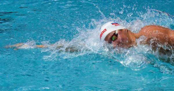 Пловцы: тренинг для верхней части туловища