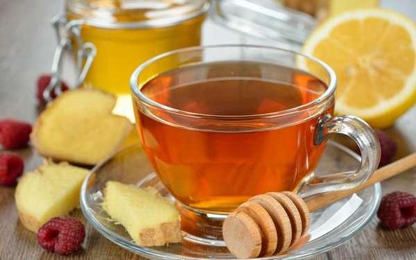 Рецепты с использованием имбирного корня. Чашка чая.
