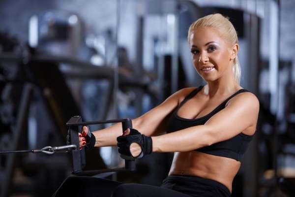 протеин девушкам для набора мышечной массы