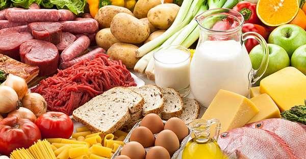 Введение в меню кормящей матери новых продуктов