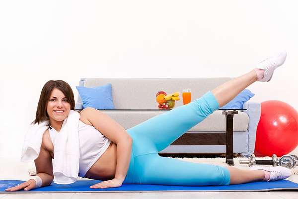 Вам поможет фитнес