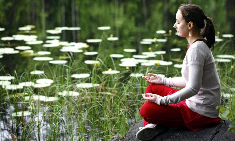 Сахаджа Йога: будь в гармонии с собой