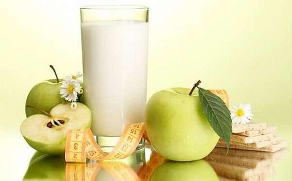 «Кефирная» диета