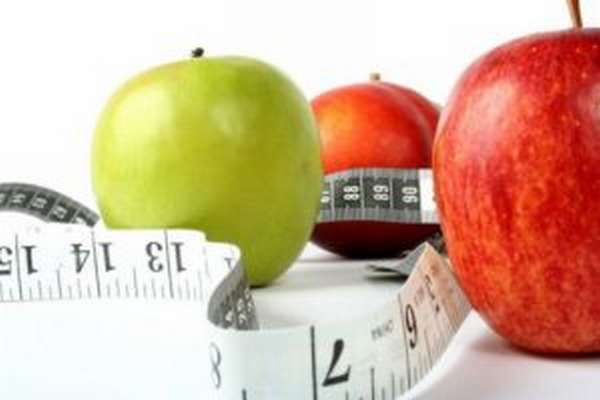 Яблочная жесткая диета