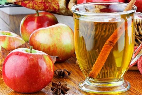 Уксус яблочный для похудения с медом.