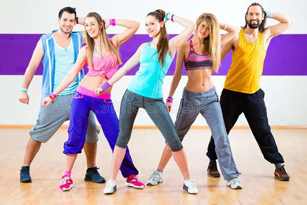 Зумба - это фитнес, торговая марка и образ жизни