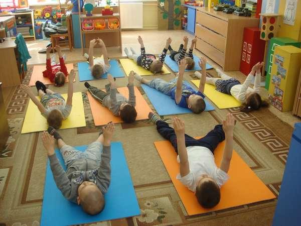 Профилактика нарушений осанки и плоскостопия у детей