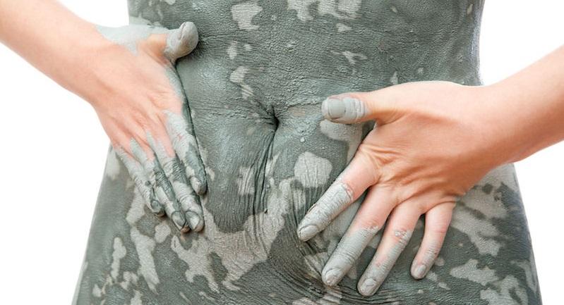 Эффективные обертывания с глиной для похудения