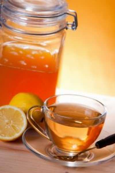 Полезные свойства воды с медом