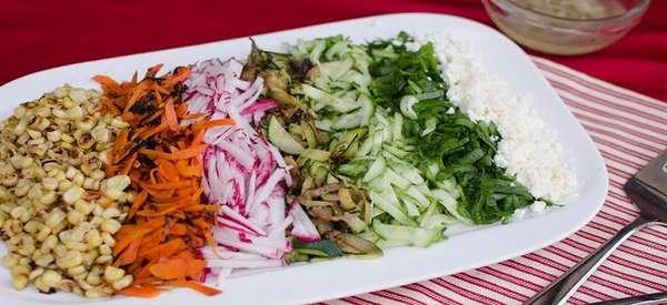 Вегетарианская диета для похудения: меню на 2 недели
