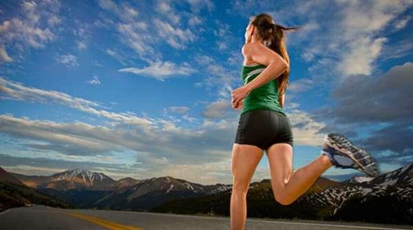 Интервальный бег лучшее решениедля похудения