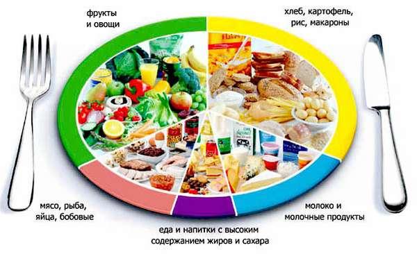 Таблица белков, жиров и углеводов в продуктах