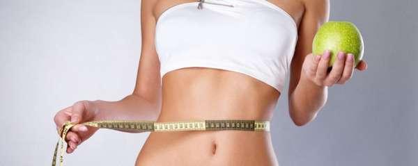Быстрая диета для похудения живота и боков