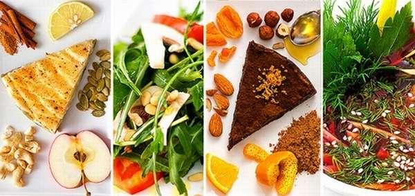 Вегетарианская диета меню на неделю