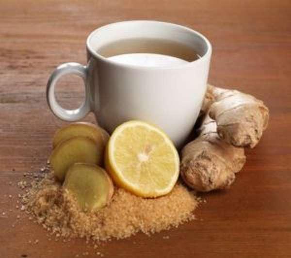 чай для похудения с имбирём