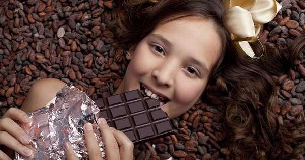 Шоколадная диета или макаронная диета