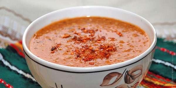 Чечевичный суп по турецки