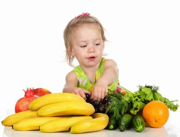 Диета при анемии у детей