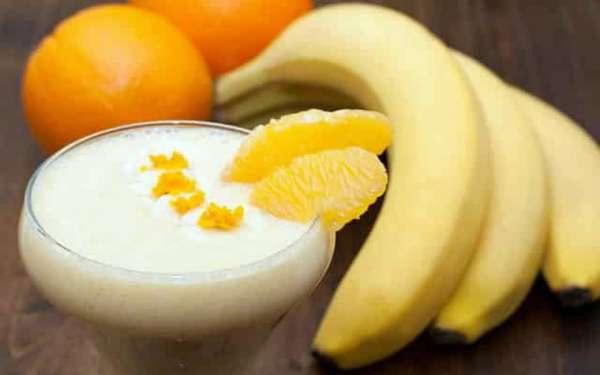 Фото: Смузи с овсянкой и бананом для похудения