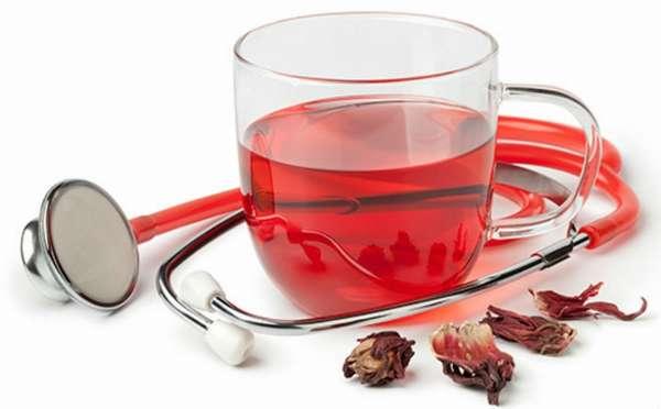 Противопоказания чая каркаде