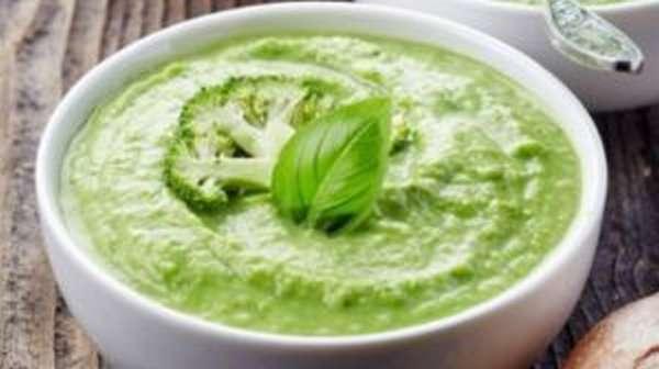 Суп для похудения из брокколи