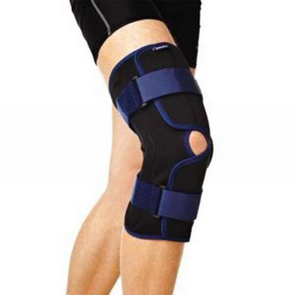 Синяк на коленке: причины и лечение гематом