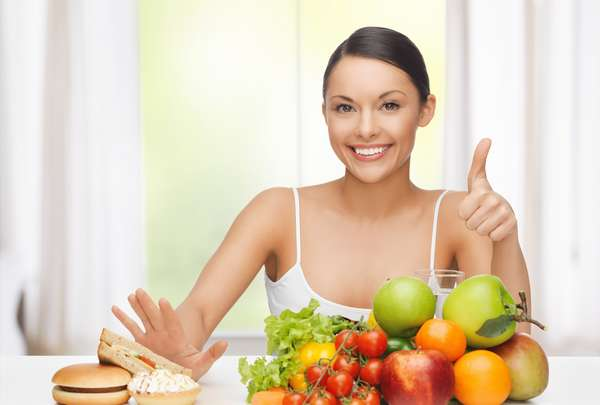 Дневная норма калорий для женщин Фото девушки