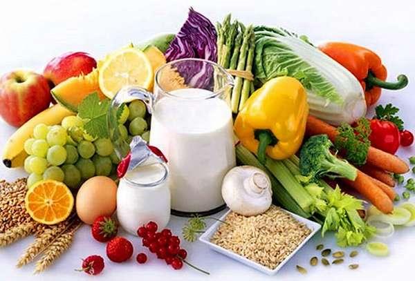Кисломолочно-овощная диета
