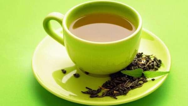 хороший зеленый чай похудения
