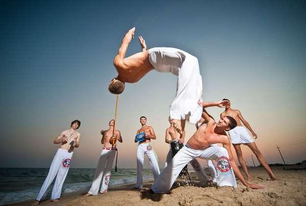 Капоэйра: Бразильское искусство или модный фитнес?