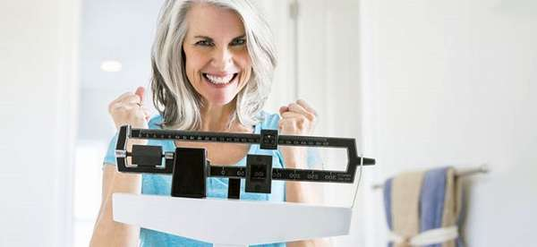 Общие рекомендации для худеющих во время менопаузы женщин
