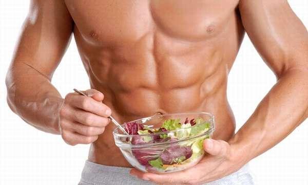 Легкая диета для мужчин