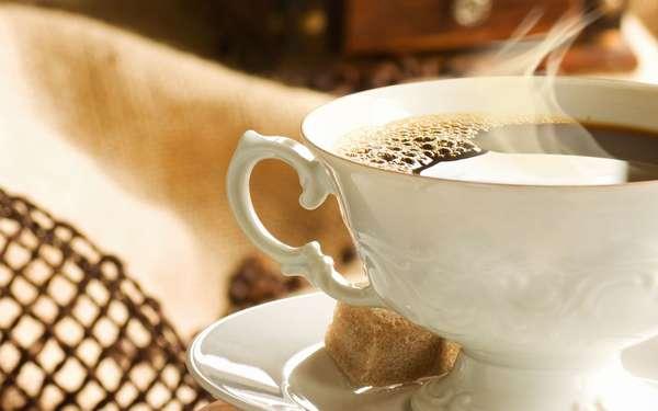 Как уменьшить аппетит Фото чашки кофе