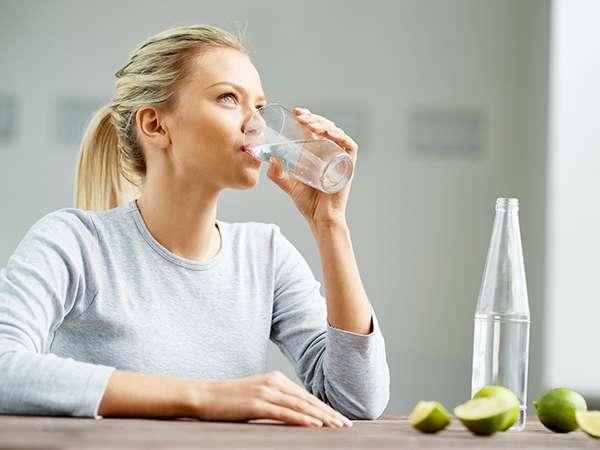 Вода для работы всего организма