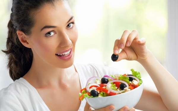 Меню 7-дневной диеты