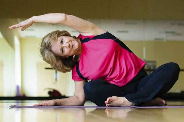 Фитнес для здоровья женщин после 40