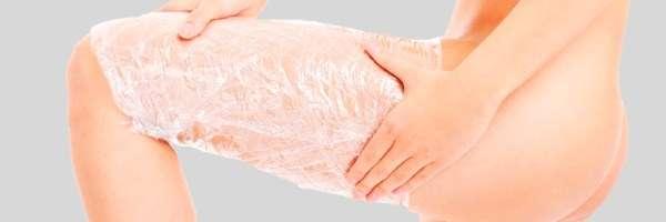 обертывания медом Для похудения ног и ягодиц