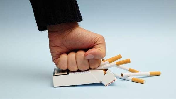 Хотите бросить курить? Приходите!