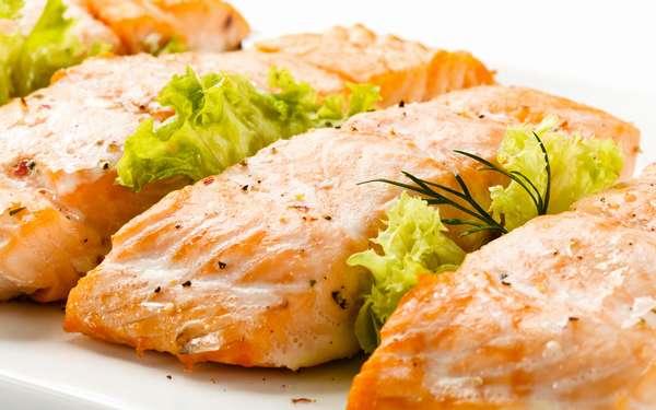 Рыбная диета для похудения Фото