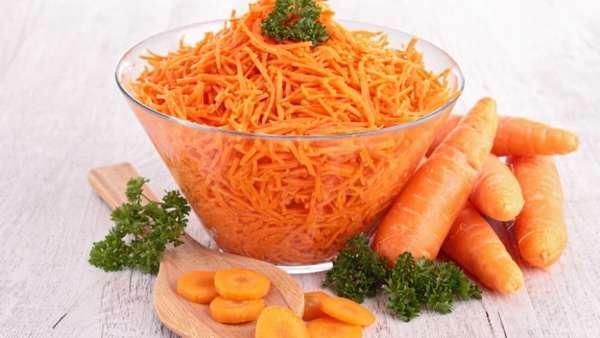 Морковная диета для похудения Фото