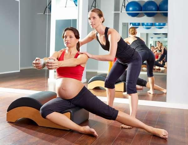 Шейпинг для беременных