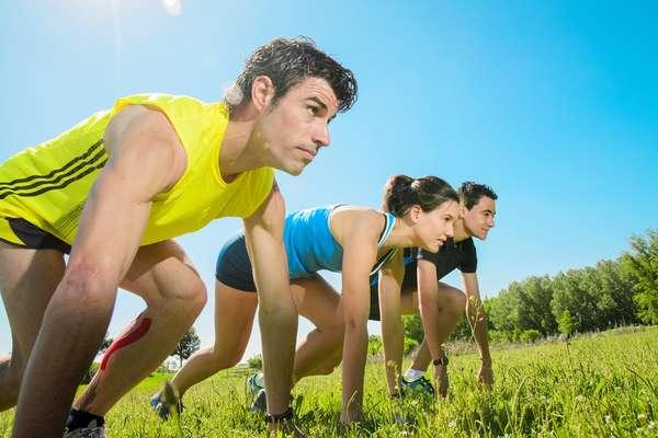 Повышаем эффективность бега