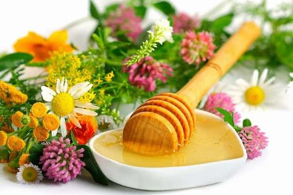 Фото: как выглядит цветочный мед