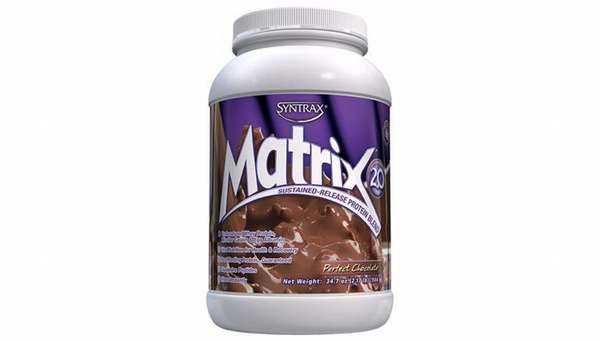 Syntrax matrix протеин