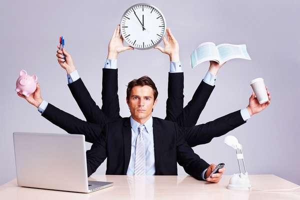 10 способов оздоровить любую работу