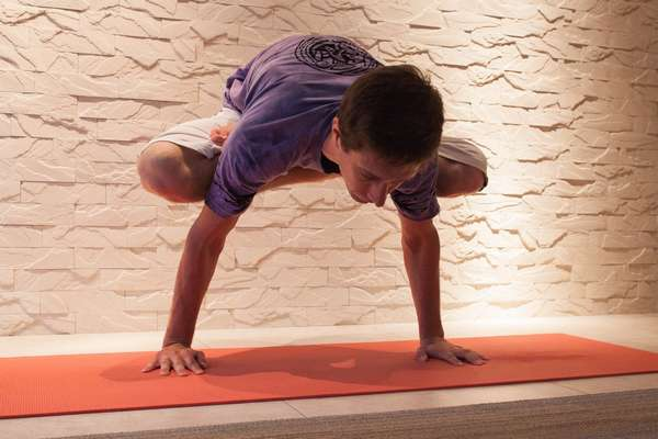Силовая йога: совершенство духа через тело
